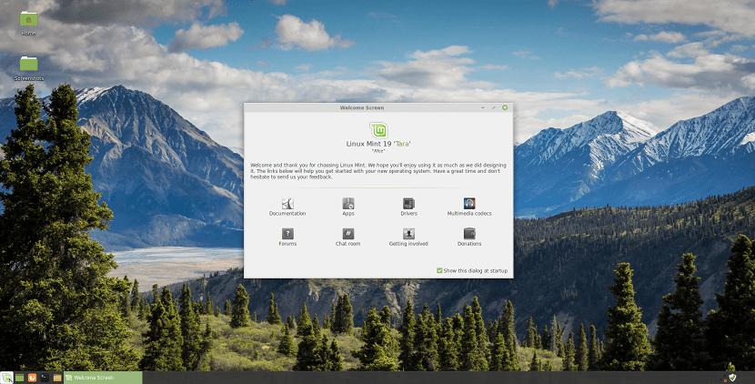 El escritorio Linux Mint continúa liderando sobre el resto