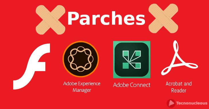 Adobe soluciona más de 100 vulnerabilidades en la última actualización de seguridad