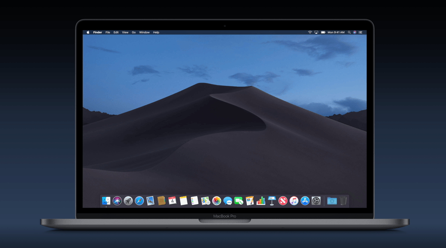 macOs Mojave no soportará Back to My Mac
