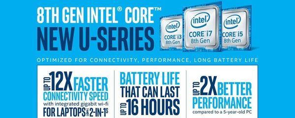 Intel confirma que Whiskey Lake traerá mitigaciónes para Meldown y Spectre, pero no es suficiente para acabar con el problema