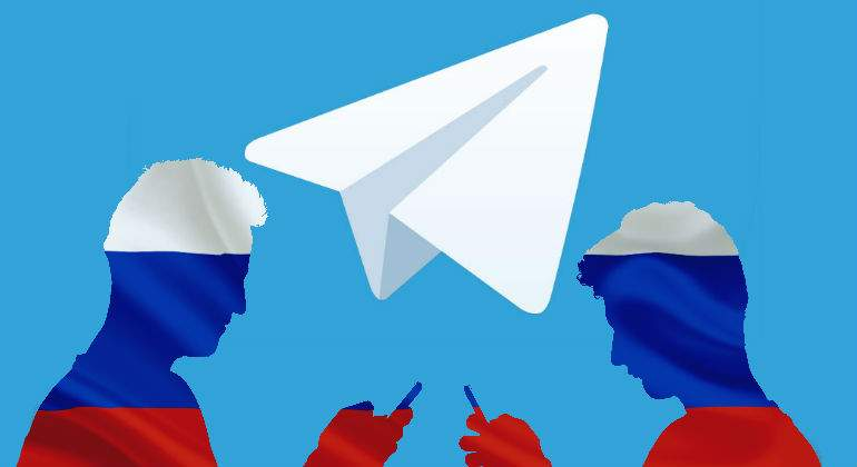 El organismo de control ruso considera desbloquear a Telegram en el país