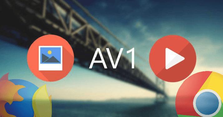 Cómo activar el códec AV1 en Firefox y Chrome
