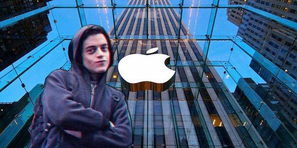 Un hacker de 16 años robó 90GB de archivos confidenciales de Apple