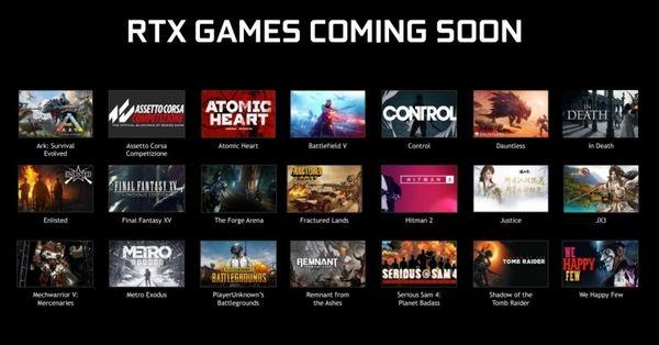 Nvidia aclara que RTX en los juegos no significa Ray Tracing