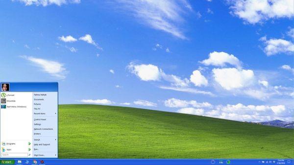 ¿Cómo ponerle la apariencia de Windows XP a Windows 10?