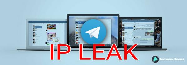 Telegram expone las direcciones IP por defecto al realizar llamadas