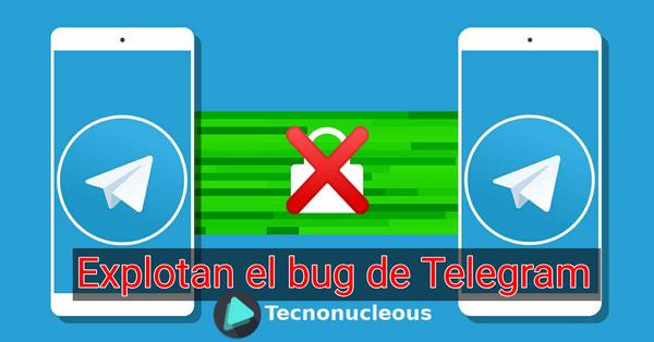 "El bug de Telegram ha sido explotada por grupos antifascistas para ""localizar nazis"""