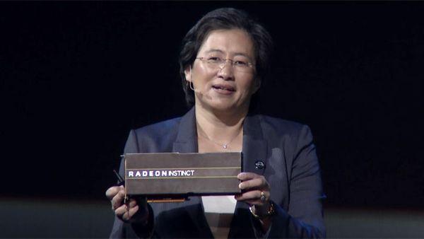 AMD habilita las configuraciones multi-GPU para las gráficas Vega a 7nm