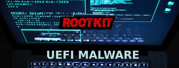 LoJax el primer rootkit para la UEFI