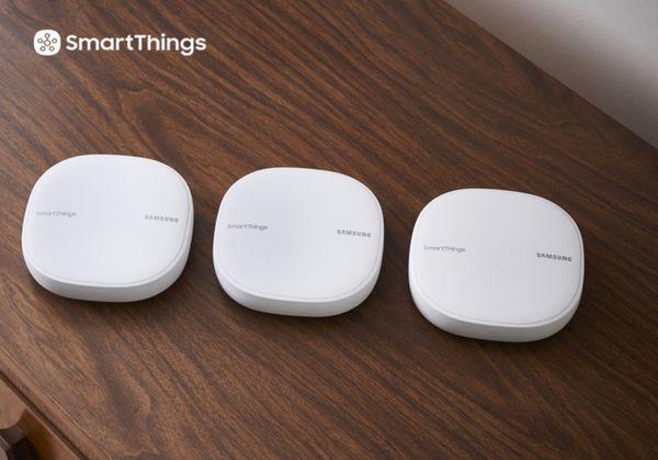 Samsung se asocia con Plume para dar vida SmartThings Wifi mesh network
