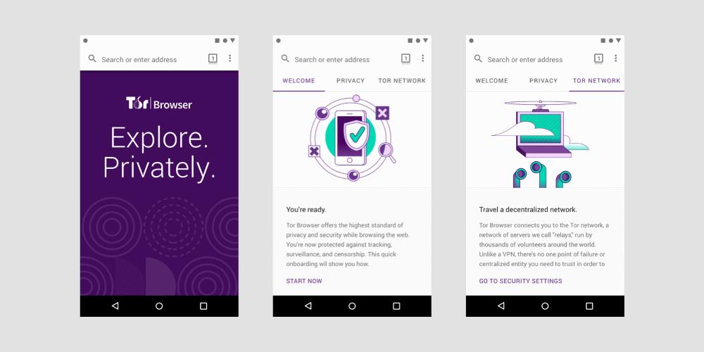 "Tor Project presenta el navegador ""Tor Browser"" para Android"