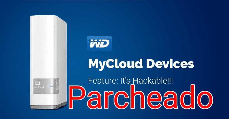 Arreglada la vulnerabilidad de Western Digital My Cloud Cloud que permitía el bypass de las claves