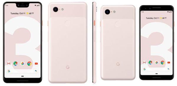 Google presenta los Pixel 3 y Pixel 3 XL
