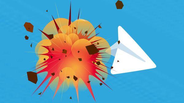 Telegram caído: No deja mandar o recibir mensajes