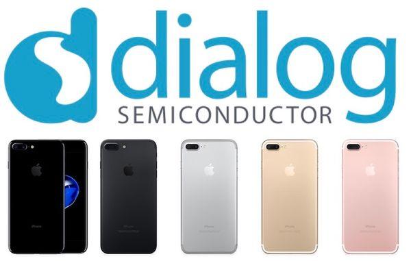 Apple adquiere 300 empleados de Dialog por 600 millones de dólares para diseñar cirtuitos íntegrados