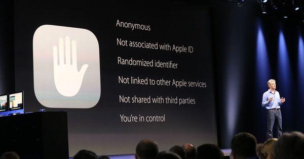 Apple mejora sus opciones de privacidad y permite a los usuarios de EE.UU. descargar sus datos