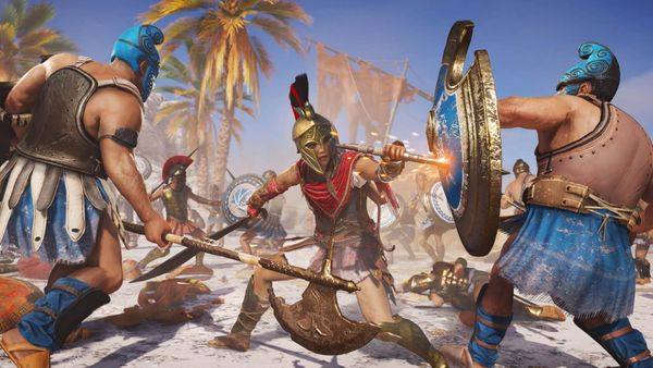 Project Stream de Google te permitirá jugar a Assassin's Creed Odyssey en Chrome