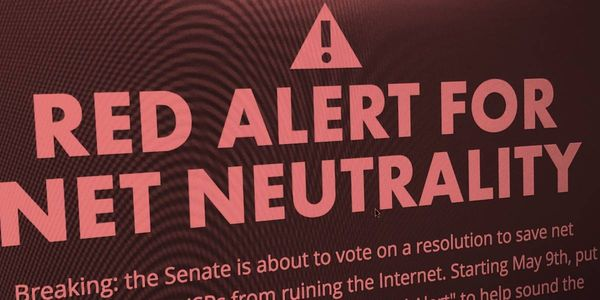 La ley de neutralidad de la red de California ha sido suspendida