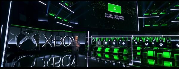 Microsoft revela su servicio de streaming de juegos Project xCloud