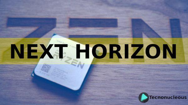 Next Horizon el nuevo evento de AMD en el que posiblemente veremos los Ryzen a 7nm
