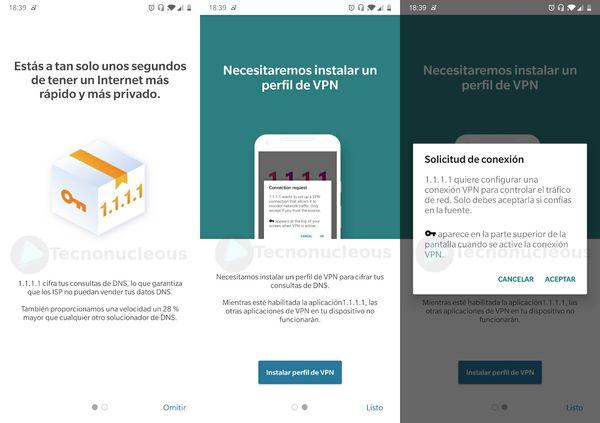 Los DNS de Cloudflare llegan a Android y a iOS en forma de aplicación