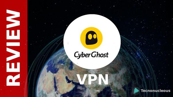 CyberGhost VPN Review en Español (Análisis Completo)