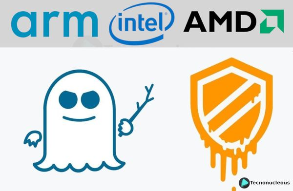 Investigadores descubren siete nuevos ataques de Meltdown y Spectre