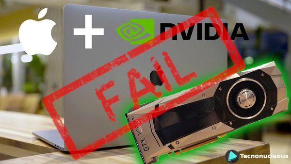 Las gráficas de Nvidia siguen sin ser compatibles con MacOS Mojave