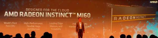 Radeon Instinct MI60 la primera gráfica de AMD a 7nm