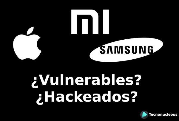 18 Vulnerabilidades Zero-Day encontradas en el iPhone X, Xiaomi Mi 6 y Samsung Galaxy S9