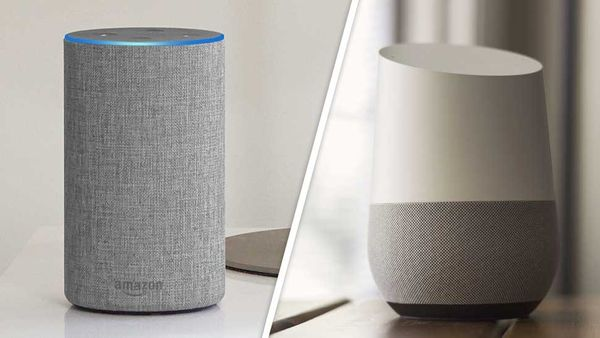 El éxito del Amazon Echo y Google Home en Europa