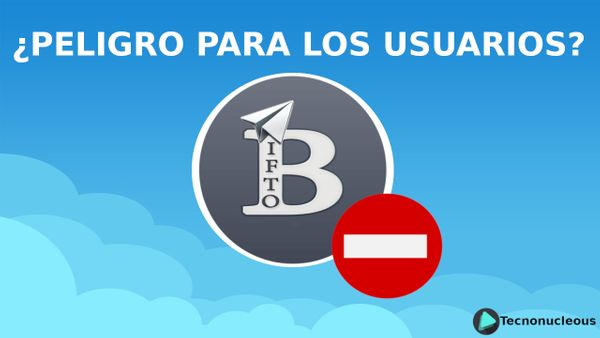 BifToGram: Cliente de Telegram No Oficial que no quiere liberar su código fuente