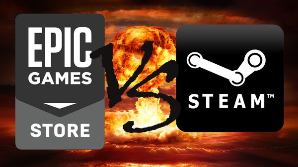Algunos desarrolladores están abandonando Steam en favor de Epic Games Store