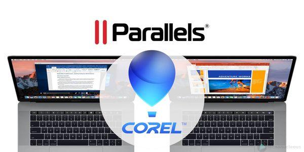 Corel adquiere Parallels, una empresa especializada en la virtualización