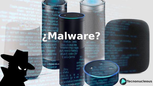 Los altavoces inteligentes podrían ser el nuevo objetivo del Malware en 2019