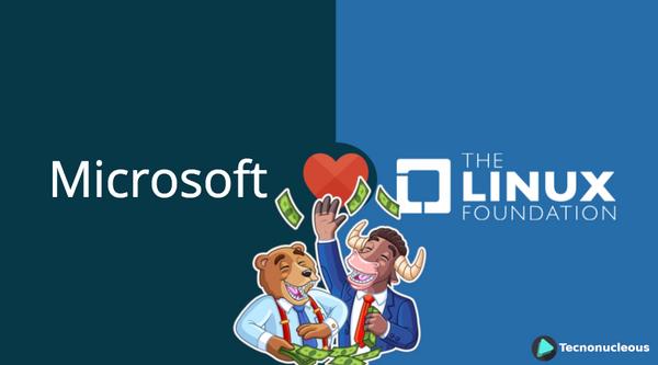 Microsoft compra la Linux Foundation y se convierte en socio de GNU