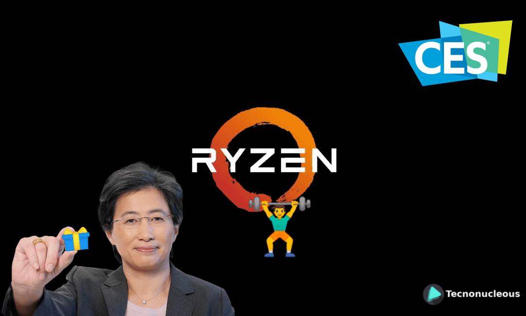 ¿Cómo seguir la presentación de AMD en el CES 2019?