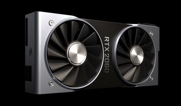 Nvidia presenta las GeForce RTX 2060, RTX Mobile y RTX Max-Q