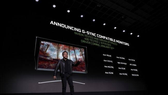 Lista oficial de monitores FreeSync compatibles con Nvidia G-Sync