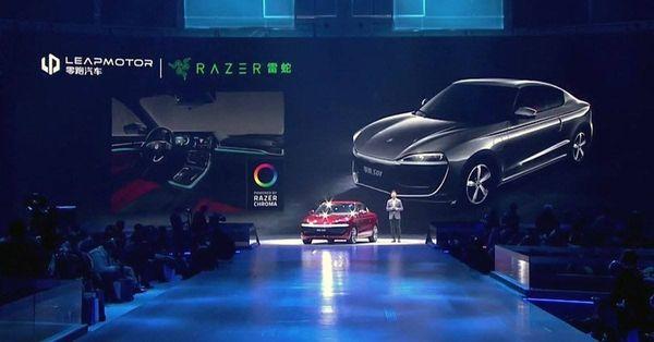 La tecnología Razer Chroma llegará a los coches eléctricos de Leapmotor