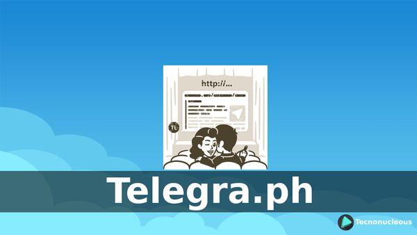 ¿Qué es Telegra.ph?