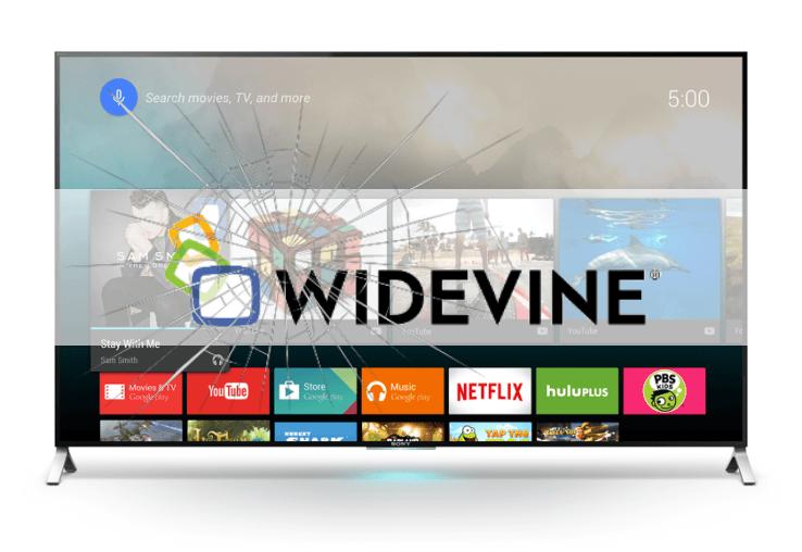 El DRM Widevine L3 usado en Android ha sido hackeado