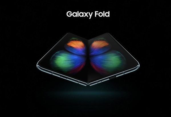 Samsung Galaxy Fold. El primer teléfono plegable de Samsung ya está aquí