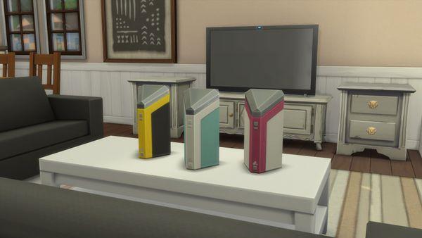 Lin-Z: Un nuevo asistente virtual en Los Sims 4