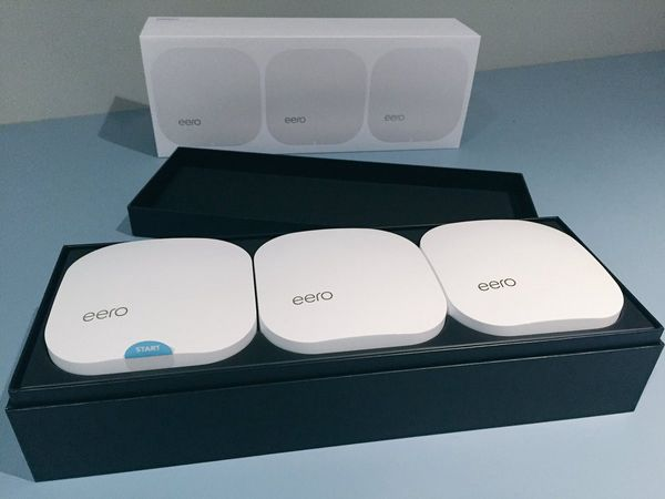 Amazon compra Eero el fabricante de routers WiFi Mesh