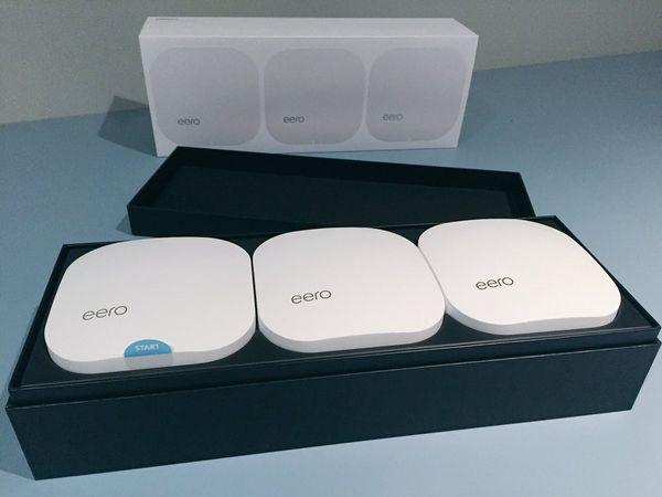 Amazon compra Eero el fabricante de routers WiFi Mesh