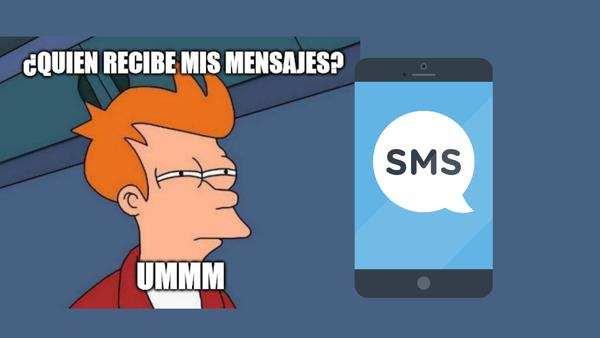 El problema de la autentificación en dos pasos vía SMS y las operadoras