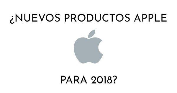 Estos son los productos que sacará Apple en 2018 según Ming-Chi Kuo