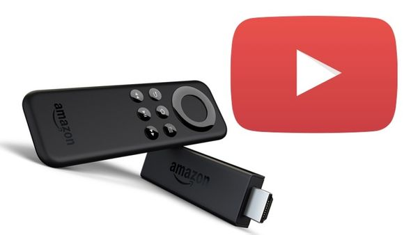 Youtube vuelve a los dispositivos Amazon Fire TV y televisores Fire Edition