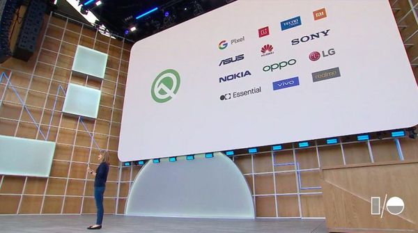 Android Q beta 3: Lista de dispositivos compatibles